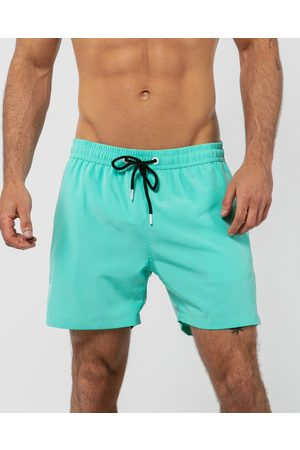 ONEBYONE Venice Swim Shorts - Swimwear (Aqua) Venice Swim Shorts