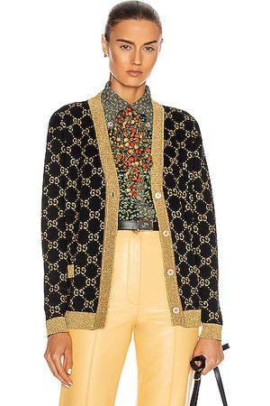 Gucci Women Cardigans - Long Sleeve Cardigan in &