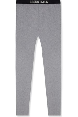 FEAR OF GOD Tapered Mélange Cotton-Blend Jersey Sweatpants