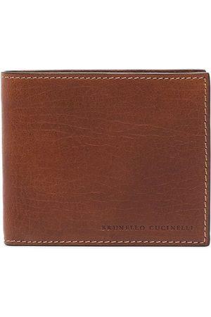Brunello Cucinelli Leather wallet