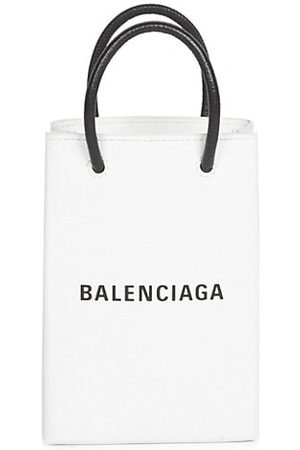 Balenciaga Leather Phone Case