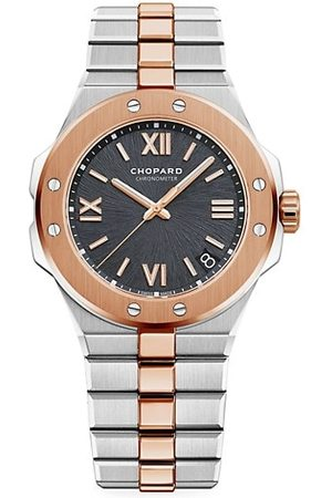 Chopard Alpine Eagle 18K Rose Gold & Bracelet Watch
