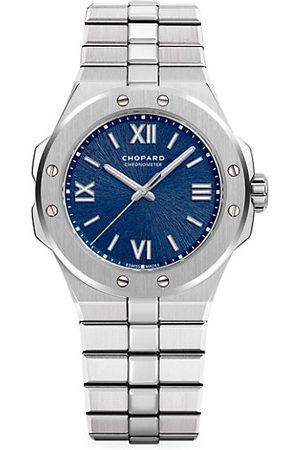 Chopard Alpine Eagle & Blue-Dial Bracelet Watch