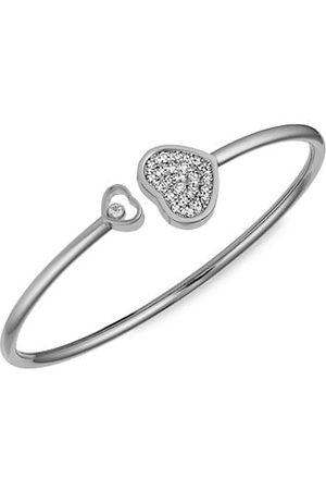 Chopard Happy Hearts 18K & Diamond Bangle