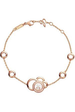 Chopard Happy Dreams Diamond & 18K Bracelet
