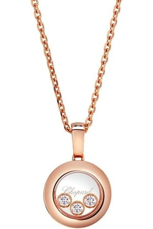 Chopard Happy Diamonds 18K Pendant Necklace