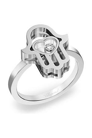 Chopard Happy Diamonds & 18K Ring