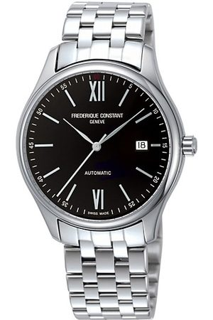 Frederique Constant Classics Index Automatic-Self-Wind 5ATM Stainless Steel Watch