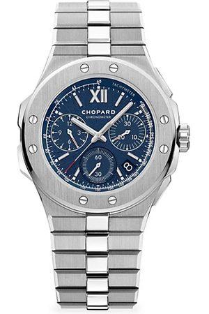 Chopard Alpine Eagle Chronograph & Blue-Dial Bracelet Watch