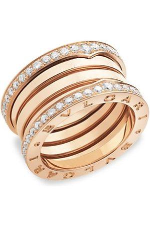 Bvlgari B.zero1 18K & Diamond Ring