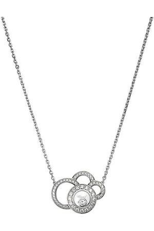 Chopard Happy Dreams Diamond & 18K Pendant Necklace