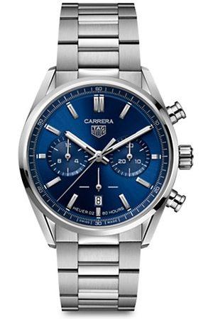 Tag Heuer Carrera Elegance 42MM Bracelet Automatic Chronograph Watch