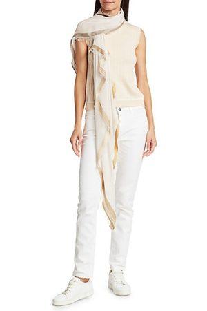 Loro Piana Cotton & Silk Square Scarf