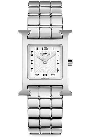 Hermès Heure H Steel Bracelet Watch