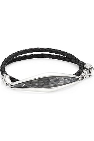 King Baby Studio Armor Hammered Sterling Silver Cuff