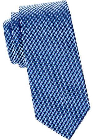 Eton Micro Circle Silk Tie