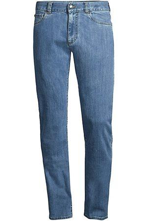 CANALI Straight-Leg Stretch Jeans