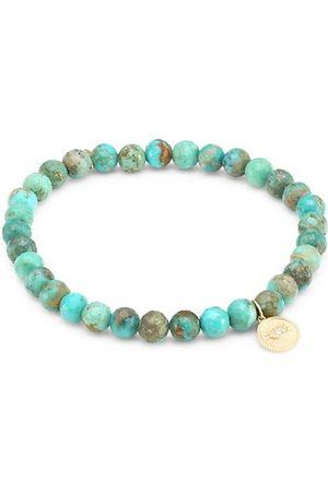 Sydney Evan Men Bracelets - 14K Gold, & Diamond Marquis Eye Bracelet
