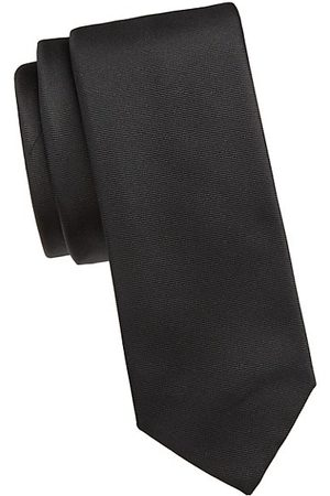 Saks Fifth Avenue Men Neckties - COLLECTION Formal Silk Skinny Tie