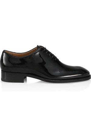 Christian Louboutin Corteo Patent Leather Oxfords