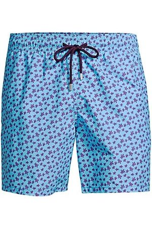Vilebrequin Moorea Micro Ronde des Tortues Turtles Swim Trunks