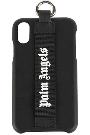 Palm Angels Logo Strap iPhone XS Case