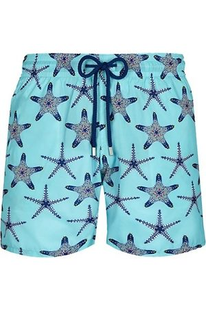Vilebrequin Starfish Print Swim Trunks