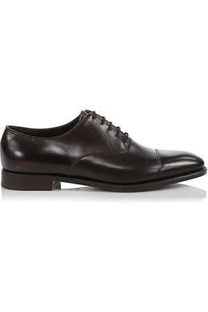 JOHN LOBB City II Leather Oxford Loafers