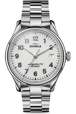 SHINOLA The Vinton Stainless Steel Bracelet Watch