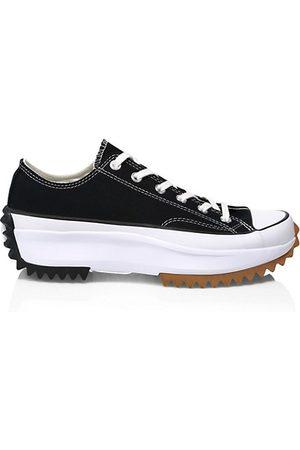 Converse Sneakers - Unisex Foundation Run Star Hike Ox Low-Top Platform Sneakers