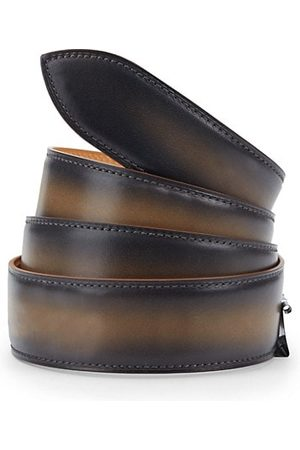CORTHAY Old Leather Belt