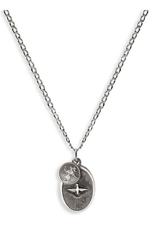 MIANSAI Dove Sterling Silver Pendant Necklace