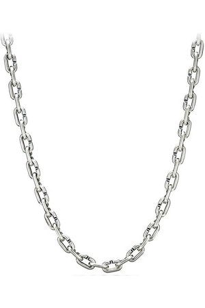 David Yurman Streamline Large Sterling Link Necklace