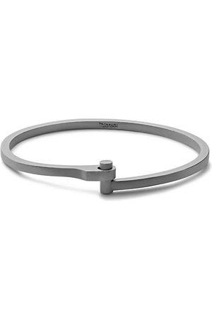 MIANSAI Sterling Silver Nyx Cuff Bracelet