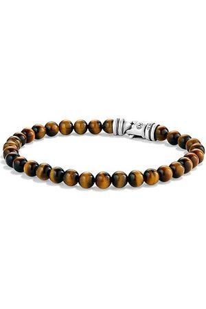 David Yurman Spiritual Bead Tiger's Eye Bracelet