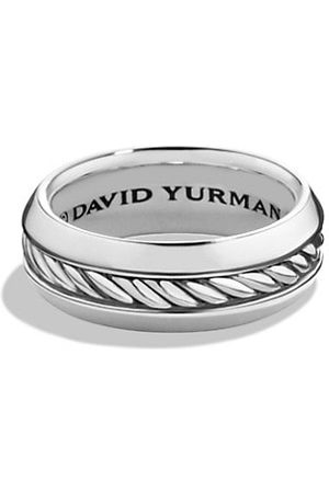 David Yurman Cable Collection Sterling Ring