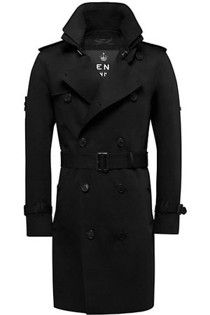 Trench London Men Trench Coats - The King Classic Trench Coat