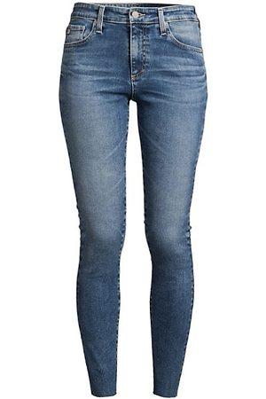 AG Jeans Farah High-RiseSkinny Ankle Jeans
