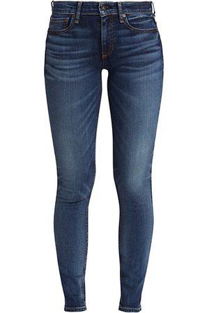 RAG&BONE Cate Mid-Rise Skinny Jeans