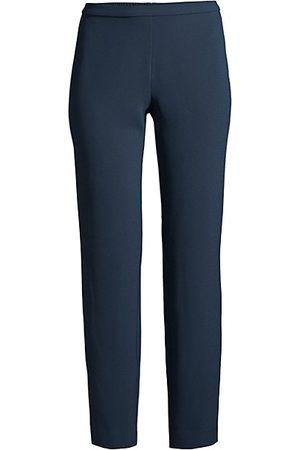 Natori Women Culottes - Cropped Crepe Pants