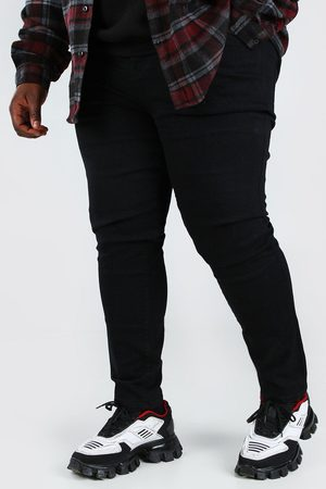 Boohoo Mens Plus Size Skinny Fit Jean