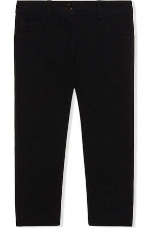 Dolce & Gabbana Tapered leg trousers