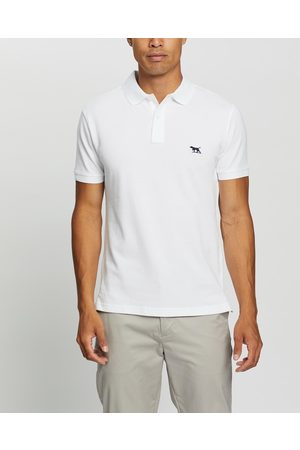 Rodd & Gunn Men Polo Shirts - The Gunn Polo - Shirts & Polos (Coconut) The Gunn Polo