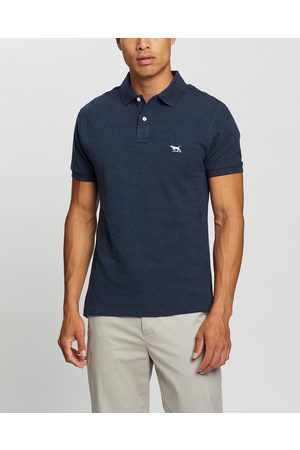 Rodd & Gunn Men Polo Shirts - The Gunn Polo · Adriatic - Shirts & Polos (Adriatic) The Gunn Polo · Adriatic