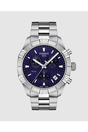 Tissot PR 100 Sport Gent Chronograph - Watches ( & ) PR 100 Sport Gent Chronograph