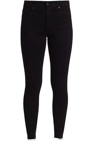 AG Jeans Farah High-RiseAnkle Skinny Jeans