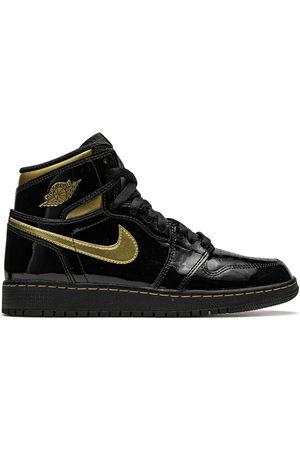 """Jordan Air 1 Retro High OG """" Metallic Gold"""" sneakers"""