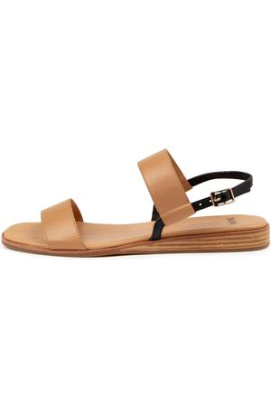 Mollini Tautam Mo Camel Sandals Womens Shoes Casual Heeled Sandals