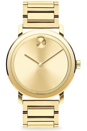 Movado BOLD Evolution Light Ion-Plated Stainless Steel Bracelet Watch