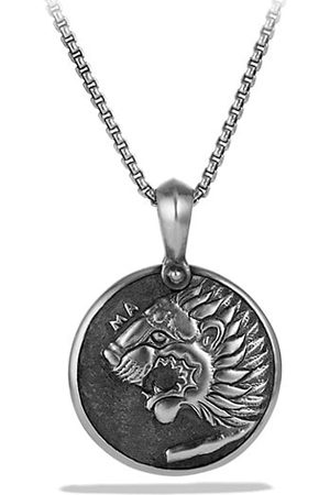 David Yurman Petrvs Lion Amulet